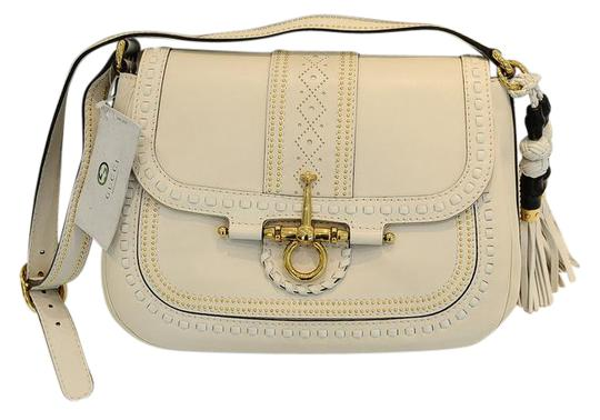Preload https://img-static.tradesy.com/item/21559794/gucci-snaffle-bit-medium-white-leather-shoulder-bag-0-1-540-540.jpg