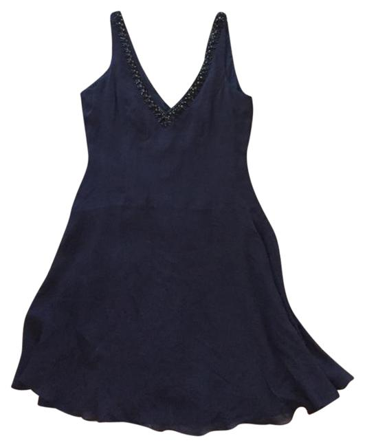 Preload https://item1.tradesy.com/images/french-connection-blue-navy-mid-length-short-casual-dress-size-6-s-21559880-0-2.jpg?width=400&height=650