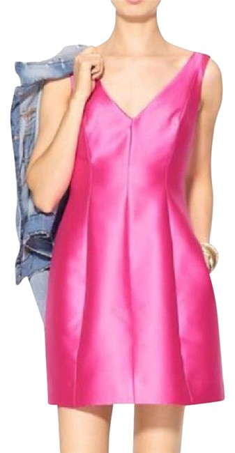 Preload https://item3.tradesy.com/images/kate-spade-pink-cupcake-flare-mid-length-cocktail-dress-size-12-l-21559962-0-8.jpg?width=400&height=650