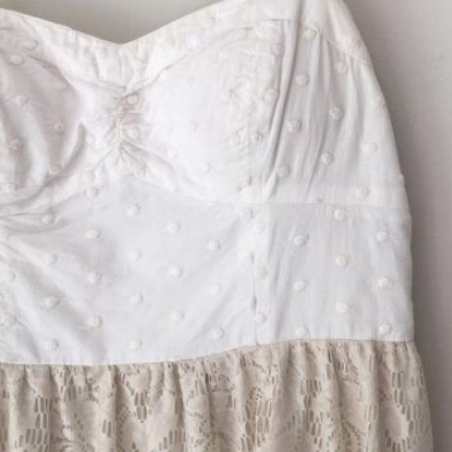 American Eagle Outfitters short dress Cream/White on Tradesy