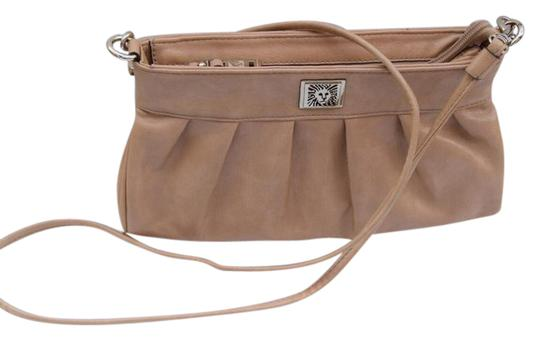 Preload https://item2.tradesy.com/images/anne-klein-clutch-nude-faux-leather-cross-body-bag-21560101-0-2.jpg?width=440&height=440