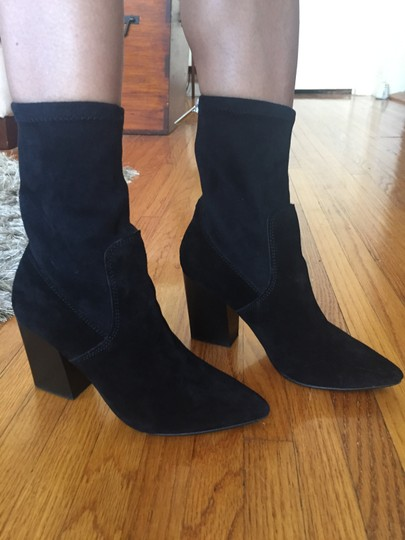 Steve Madden Night Out Classy Black Boots