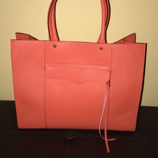 Rebecca Minkoff Tote in orange