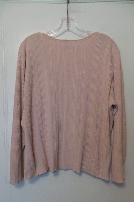 J. Jill Cotton Lightweight 2x Sweater