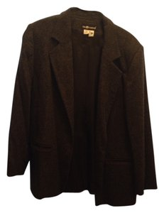 Sag Harbor Dark Gray Blazer
