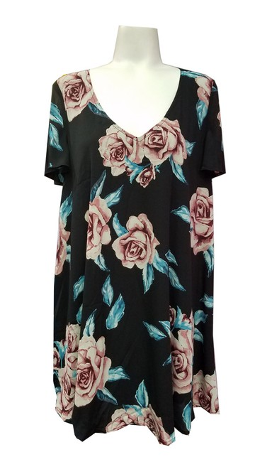 Preload https://item1.tradesy.com/images/show-me-your-mumu-muiticolor-ladies-kylie-mini-black-rose-summer-short-casual-dress-size-6-s-21560870-0-0.jpg?width=400&height=650