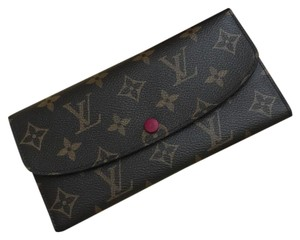 Louis Vuitton LIKE NEW Monogram Emilie Wallet