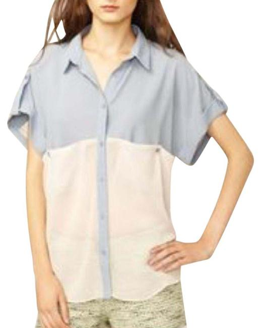 Preload https://item1.tradesy.com/images/stella-and-jamie-dove-rio-crepe-blouse-size-4-s-21560920-0-1.jpg?width=400&height=650