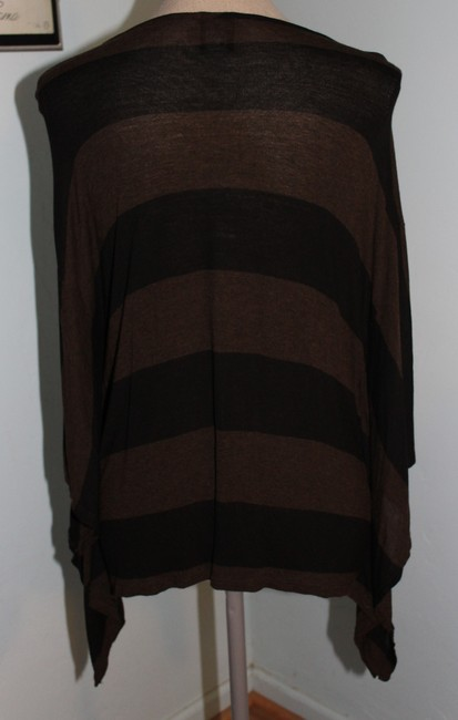 Ella Moss Top Black/Brown