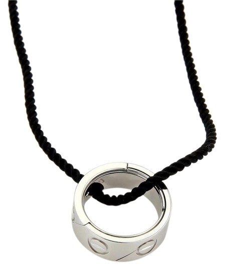 Preload https://item5.tradesy.com/images/cartier-white-gold-love-astro-secret-puzzle-18k-pendant-cord-necklace-cert-ring-21561259-0-2.jpg?width=440&height=440