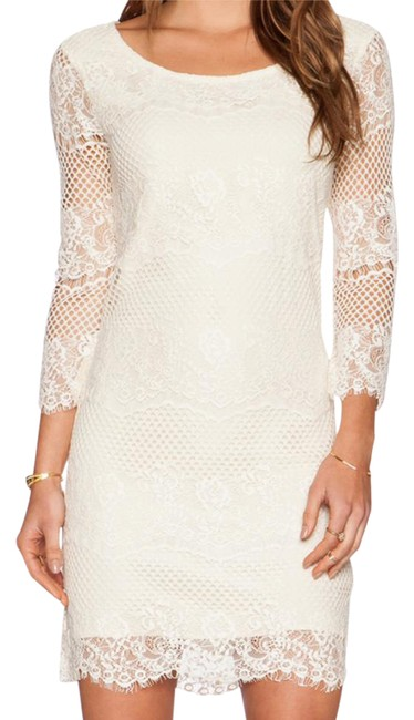 Preload https://img-static.tradesy.com/item/21561308/ella-moss-creamnatural-carole-lace-short-cocktail-dress-size-12-l-0-1-650-650.jpg