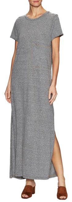 Item - Grey The Long Casual Maxi Dress Size 4 (S)