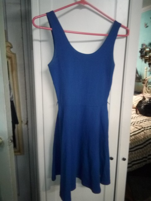 U.S. Polo Assn. short dress Blue on Tradesy Image 1