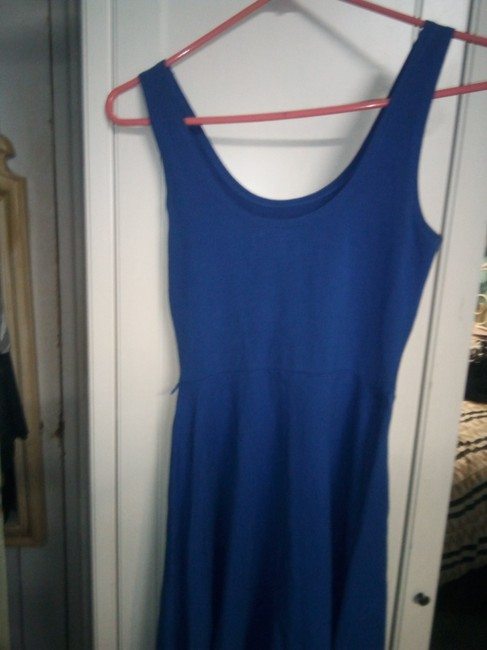 U.S. Polo Assn. short dress Blue on Tradesy Image 5