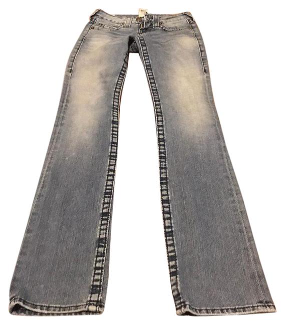Preload https://item3.tradesy.com/images/true-religion-light-blue-wash-boot-cut-jeans-size-23-00-xxs-21561602-0-2.jpg?width=400&height=650
