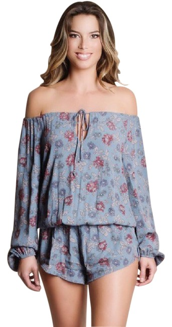 Preload https://item1.tradesy.com/images/honey-punch-rompers-and-jumpsuits-21561630-0-2.jpg?width=400&height=650