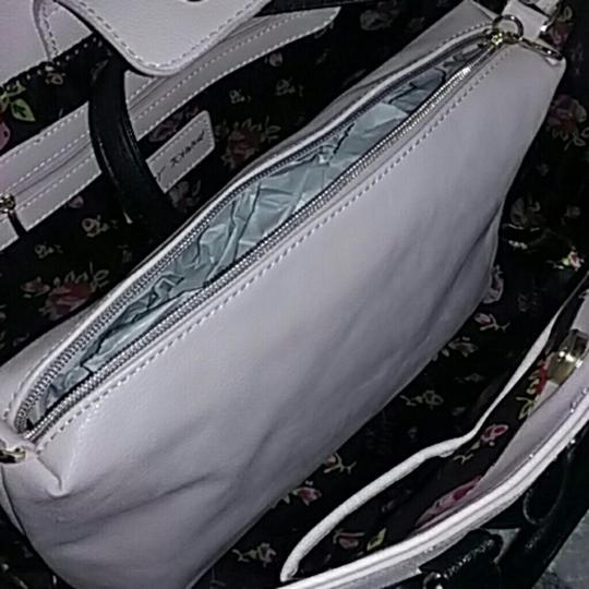 Betsey Johnson Tote in PINK/BLACK