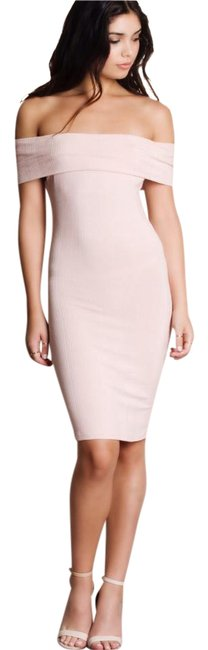 Preload https://item3.tradesy.com/images/blush-austin-mid-length-night-out-dress-size-12-l-21561712-0-2.jpg?width=400&height=650