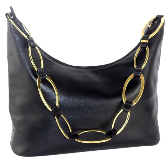 Preload https://item4.tradesy.com/images/gucci-vintage-pursesdesigner-purses-black-leather-with-chain-strap-very-supple-hobo-bag-21561723-0-2.jpg?width=440&height=440