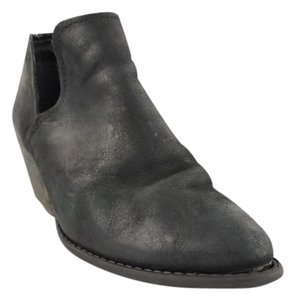 17d80725c11 Steve Madden Black Leather Adelphie Unavailable Boots/Booties Size US 8.5  Regular (M, B) 85% off retail