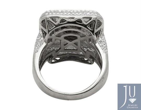 Other Mother Marry Pave Set Genuine Diamond Ring 1.25ct (25MMx11MM)