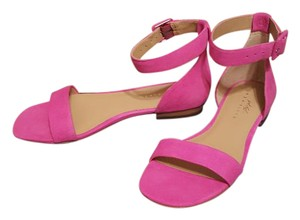 Lord & Taylor Fuchsia Sandals