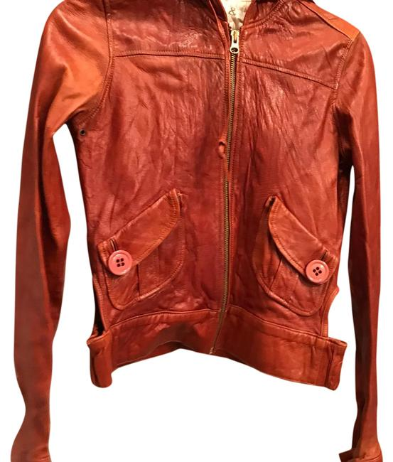 Preload https://item2.tradesy.com/images/mike-and-chris-rust-creamy-cropped-w-hood-leather-jacket-size-4-s-21561811-0-1.jpg?width=400&height=650