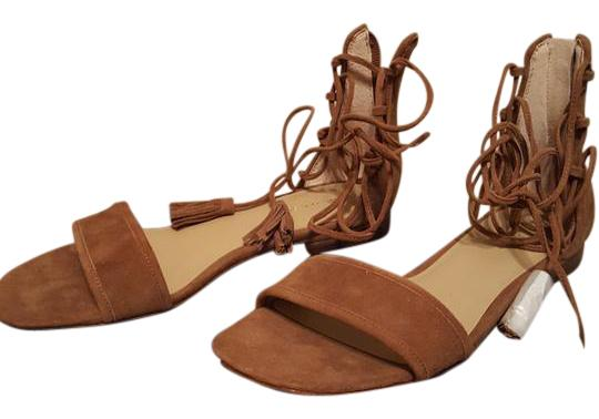 Preload https://item4.tradesy.com/images/ann-taylor-spanish-chocolate-astrid-lace-up-sandals-size-us-7-regular-m-b-21561873-0-1.jpg?width=440&height=440