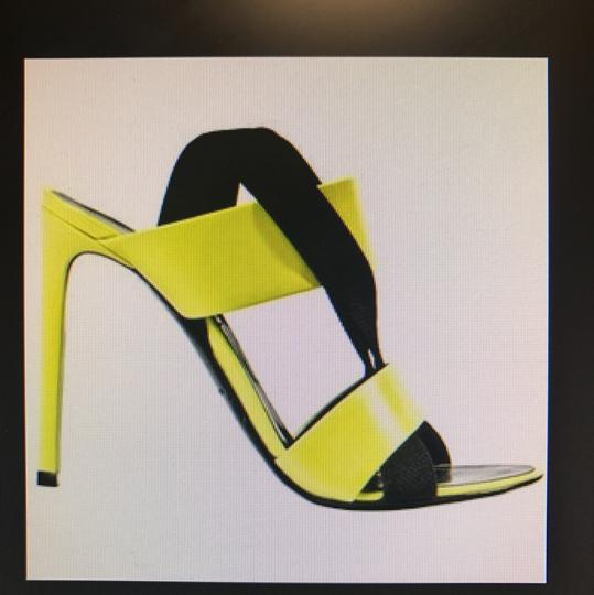 Balenciaga neon and black Formal
