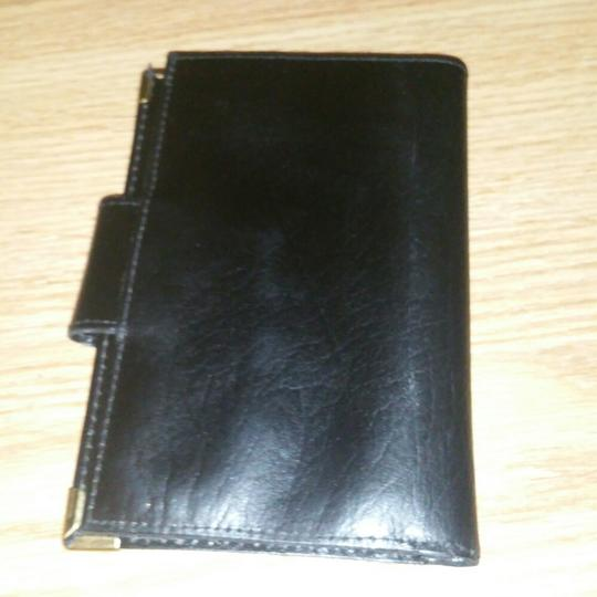 Steiner brand Genuine leather Diner wallet made in Israel