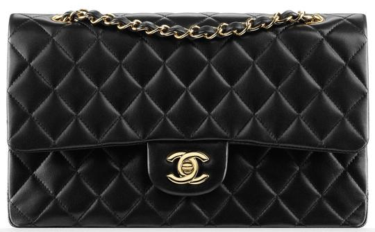 Preload https://img-static.tradesy.com/item/21562074/chanel-255-reissue-classic-double-flap-quilted-ghw-medium-a01112-cross-body-black-lambskin-leather-s-0-3-540-540.jpg