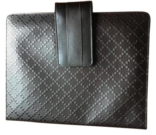 Preload https://item5.tradesy.com/images/gucci-ipad-case-diamante-brown-leather-tote-21562204-0-1.jpg?width=440&height=440