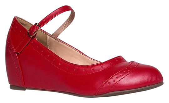 Preload https://item5.tradesy.com/images/j-adams-red-pu-minnie-round-toe-wedges-size-us-6-regular-m-b-21562389-0-1.jpg?width=440&height=440