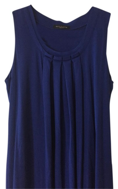 Preload https://item5.tradesy.com/images/piazza-sempione-blue-mid-length-cocktail-dress-size-10-m-21562624-0-1.jpg?width=400&height=650
