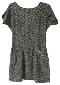 Urban Outfitters short dress Multi Color on Tradesy