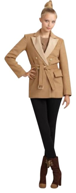 Preload https://item1.tradesy.com/images/marc-by-marc-jacobs-camel-zelda-blazer-size-0-xs-21562885-0-1.jpg?width=400&height=650