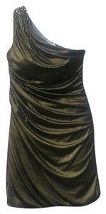 Camille la Vie short dress Bronze on Tradesy