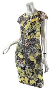 Marc Cain short dress Multi Color Floral Animal Print on Tradesy