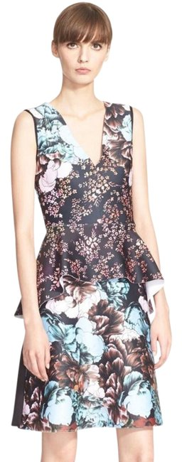 Preload https://item5.tradesy.com/images/clover-canyon-blue-black-nwt-sleeveless-mid-length-formal-dress-size-6-s-21563049-0-1.jpg?width=400&height=650