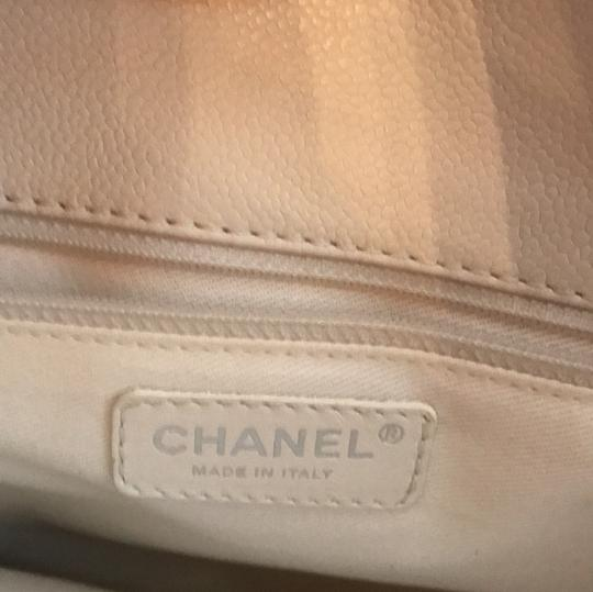 Chanel Tote in Ivory
