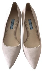 Prada Cipria/nude/beige/can be light pastel pink Pumps