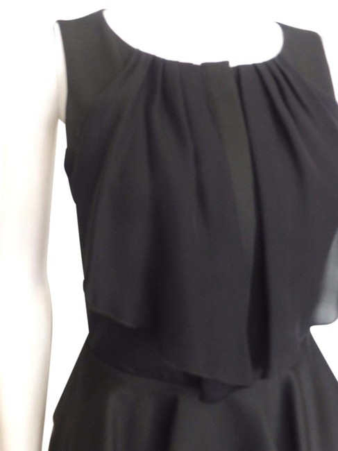 Preload https://item2.tradesy.com/images/alice-olivia-black-ruffle-details-it36-mid-length-cocktail-dress-size-2-xs-21563276-0-2.jpg?width=400&height=650