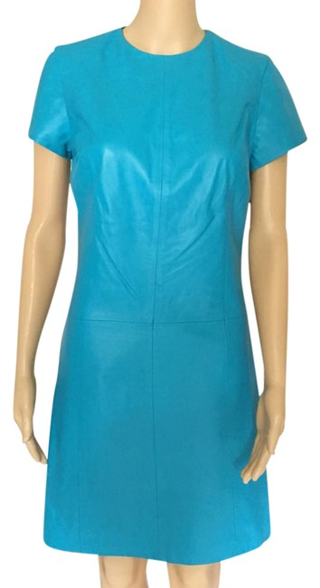 Preload https://img-static.tradesy.com/item/21563425/ralph-lauren-blue-short-workoffice-dress-size-6-s-0-1-650-650.jpg