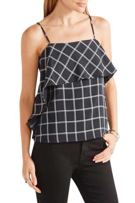 Preload https://img-static.tradesy.com/item/21563666/elizabeth-and-james-navywhite-abby-overlay-night-out-top-size-2-xs-0-1-650-650.jpg