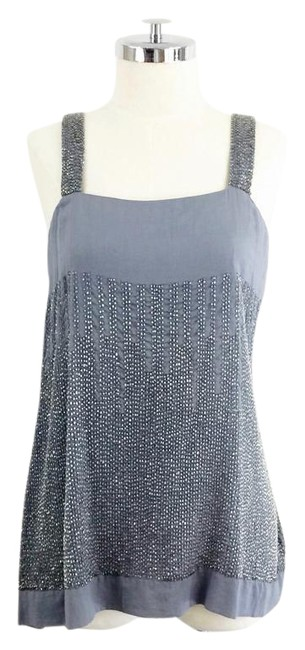 Preload https://item3.tradesy.com/images/slate-blue-silver-beaded-back-tank-topcami-size-6-s-21563872-0-2.jpg?width=400&height=650