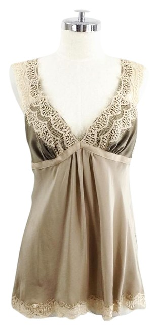 Preload https://item2.tradesy.com/images/diane-samardi-olive-and-pink-beige-silk-lace-tank-topcami-size-8-m-21564061-0-2.jpg?width=400&height=650