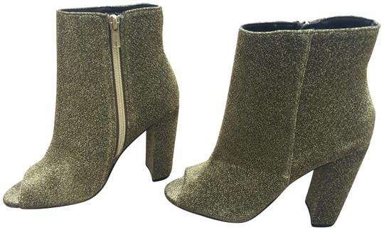 Preload https://img-static.tradesy.com/item/21564257/steve-madden-sage-green-glitter-goldie-gold-sock-heeled-ankle-bootsbooties-size-us-6-regular-m-b-0-4-540-540.jpg