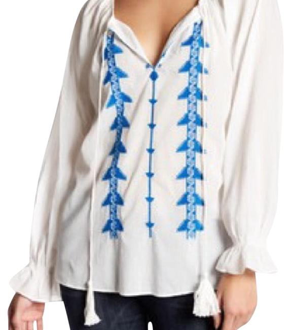 Preload https://item3.tradesy.com/images/parker-new-peasant-blouse-size-8-m-21564267-0-2.jpg?width=400&height=650