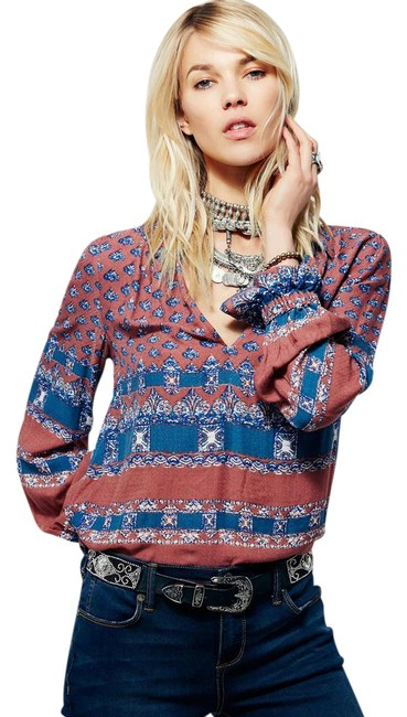 Preload https://item2.tradesy.com/images/free-people-brick-changing-times-stripe-print-tunic-size-12-l-21564286-0-1.jpg?width=400&height=650