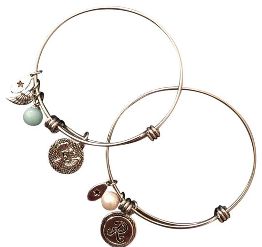 Preload https://item3.tradesy.com/images/unwritten-silver-new-angle-and-r-bracelet-set-charm-21564287-0-2.jpg?width=440&height=440
